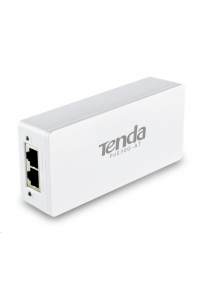 Obrázek pro Tenda PoE30G-AT Gigabit Ethernet Power Injector, 30W, 802.3at, 802.3af,48V,PD Autodet.