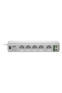 Obrázek pro APC Essential SurgeArrest 5 outlets with coax protection 230V France, 1.8m