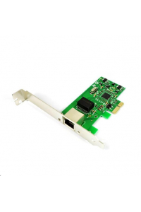 Obrázek pro iTec  PCI-E Gigabit Ethernet Card 1000/100/10MBps with Low Profile Backplate