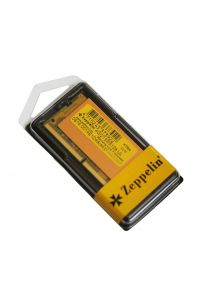 Obrázek pro EVOLVEO Zeppelin, 4GB 1600MHz DDR3 CL11 SO-DIMM, GOLD, box