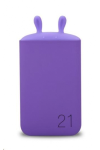 Obrázek pro ROMOSS Lovely elf LE06 Purple Power Bank Capacity:6000mAh (Cell: Li-polymer ), Input: DC5V 2.1A, Out