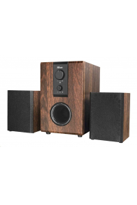 Obrázek pro TRUST repro SILVA 2.1 SPEAKER SET FOR PC AND LAPTOP, wooden