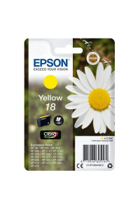 Obrázek pro Epson Singlepack Yellow 18 Claria Home Ink