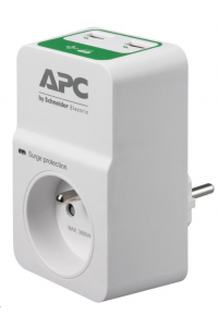Obrázek pro APC Essential SurgeArrest 1 outlets with 5V, 2.4A 2 port USB charger, 230V France
