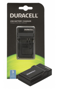 Obrázek pro Duracell Charger with USB Cable for DRNEL14/EN-EL14
