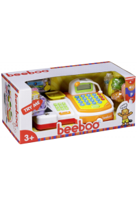 Obrázek pro Beeboo Kitchen Toy Cash Register with Conveyor Belt and Scanner