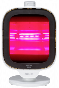 Obrázek pro Philips InfraCare 300W Infrared lamp