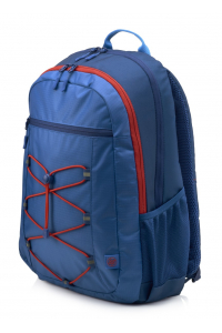 Obrázek pro HP 15.6 Active Backpack (Marine Blue/Coral Red)
