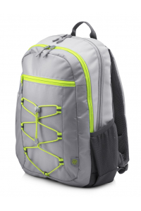 Obrázek pro HP 15.6 Active Backpack (Grey/Neon Yellow)