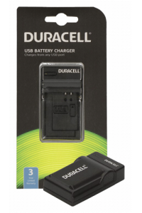 Obrázek pro Duracell Charger with USB Cable for DRSBX1/NP-BX1