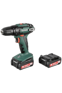 Obrázek pro Metabo BS 14,4V Cordless Drill Driver incl. 2x battery, case
