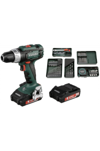Obrázek pro Metabo BS 18 Cordless Drill Driver incl. 2 battery and case