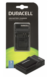 Obrázek pro Duracell Charger with USB cable for DR9943/LP-E6