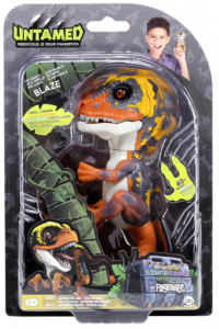 Obrázek pro WowWee Fingerlings Dino Baby Velociraptor color assorted