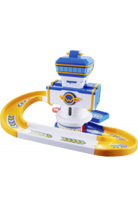 Obrázek pro Super Wings Runway Connected Tower Set