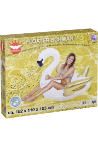 Obrázek pro Float Toy Swan inflatable Glamour Edition