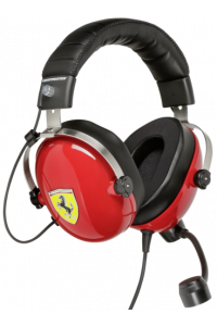 Obrázek pro Thrustmaster T.Racing Scuderia Ferrari Edition Gaming Headset