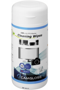 Obrázek pro Camgloss Cleaning Wipes 100pcs TFT/LCD