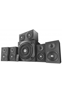 Obrázek pro TRUST Vigor 5.1 Surround Speaker System for pc - black