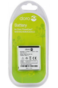Obrázek pro Doro Replacement battery for 4xx/605/609/610/612/613/631/632
