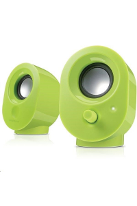 Obrázek pro Speed-Link Snappy Stereo Speakers, green