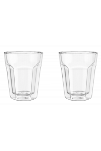 Obrázek pro Leopold Vienna Double walled glass Coffee, set of 2 LV01515
