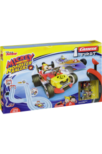 Obrázek pro Carrera FIRST Mickey and the Roadster Racers 2,9 m 20063030