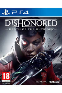 Obrázek pro Dishonored: Death of the Outsider (PS4)