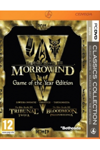 Obrázek pro The Elder Scrolls III Morrowind - Game of the Year Edition (GOTY) (PC)