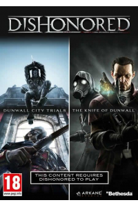 Obrázek pro Dishonored DLC Pack: Dunwall City Trials a The Knife of Dunwall (PC)
