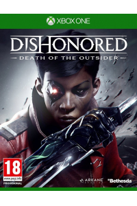 Obrázek pro Dishonored: Death of the Outsider (Xbox One)