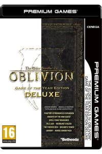 Obrázek pro The Elder Scrolls IV: Oblivion - Game of the Year Deluxe Edition (PC)
