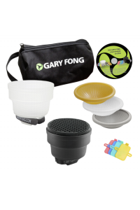 Obrázek pro Gary Fong Collapsible Fashion & Commercial Lighting set