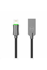 Obrázek pro Mcdodo Knight Series Auto Disconnect Lightning Cable 1.2m Grey