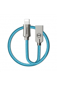 Obrázek pro Mcdodo Knight Series USB AM To Lightning Data Cable (1.8 m) Blue