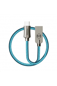 Obrázek pro Mcdodo Knight Series USB AM To Type-C Data Cable (1 m) Blue