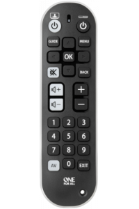 Obrázek pro One for All Zapper + Universal Remote URC 6820