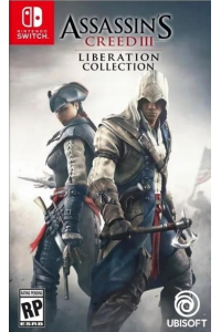 Obrázek pro Assassins Creed 3 Remastered (Switch)