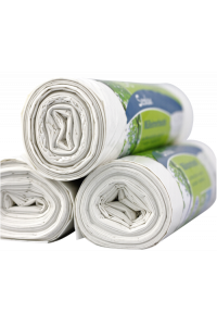 Obrázek pro 1x25 Secolan Garbage Bags 20 l extra strong white