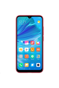 Obrázek pro Nillkin Super Frosted Shield for Xiaomi A3 Bright Red