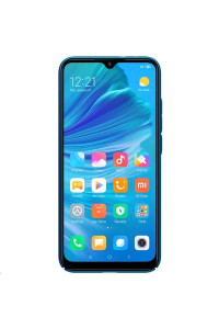 Obrázek pro Nillkin Super Frosted Shield for Xiaomi A3 Peacock Blue