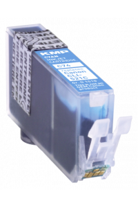 Obrázek pro KMP C74 ink cartridge cyan compatible with Canon CLI-521 C