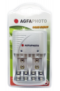 Obrázek pro AgfaPhoto ACCUCharger Value Energy AA/AAA/9V 140-849959