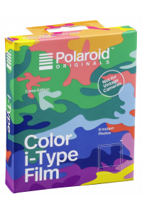 Obrázek pro Polaroid Color Film for I-type Camo Edition