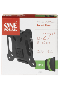 Obrázek pro One for All TV Wall mount 27 Smart Tilt