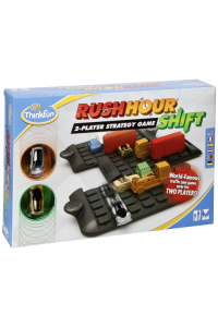 Obrázek pro Think fun Rushhour shift 2-Player Strategy Game