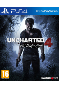 Obrázek pro PS4 Uncharted 4: A Thief's End