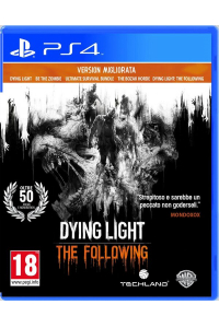 Obrázek pro PS4 Dying Light: The Following - Enhanced Edition