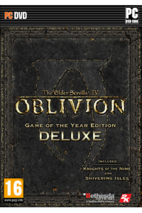 Obrázek pro PC The Elder Scrolls IV: Oblivion Game of the Year Deluxe