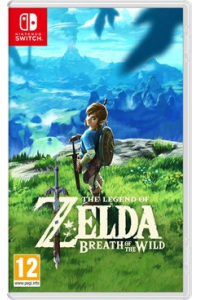 Obrázek pro Nintendo SWITCH The Legend of Zelda: Breath of the Wild